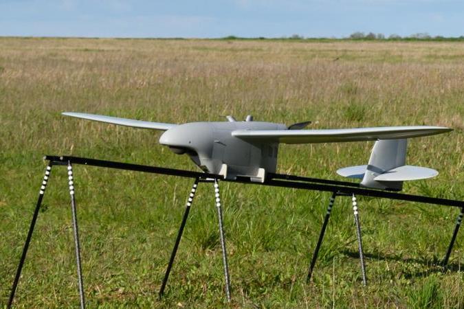 الدرون SPY Ranger 550 حل Thales لمهام المراقبة والاستخبار -8-Thales-Spy%E2%80%99Ranger-550-UAS