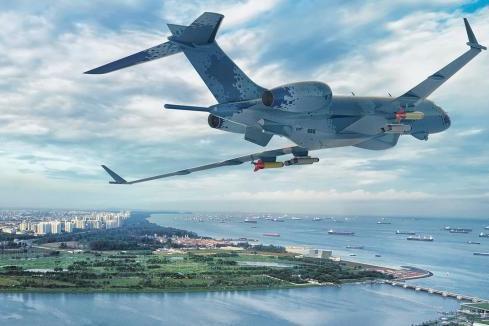 توليفات تكنولوجية لتغطية الساحل ومراقبة «المناطق الاقتصادية الحصرية» -4-Saab-Swordfish